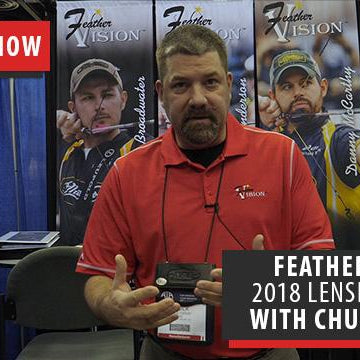 Feather Vision show us some of their 2018 lineup of lenses - ATA Show 2018