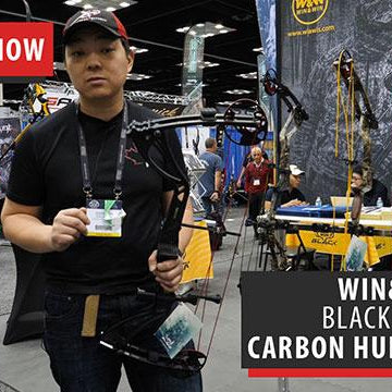 Win & Win 2018 Hurricane C6 Carbon Hunting Bows! - ATA Show 2018