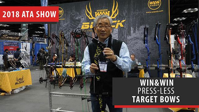 Win&Win New Press-less Target Bows - ATA Show 2018
