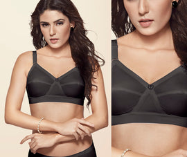 KRUTIKA PLAIN IN CUP SIZE D