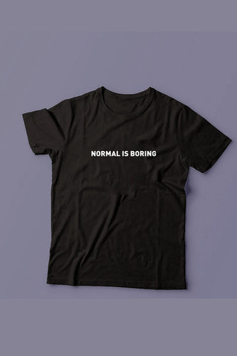 Blusa Normal is boring