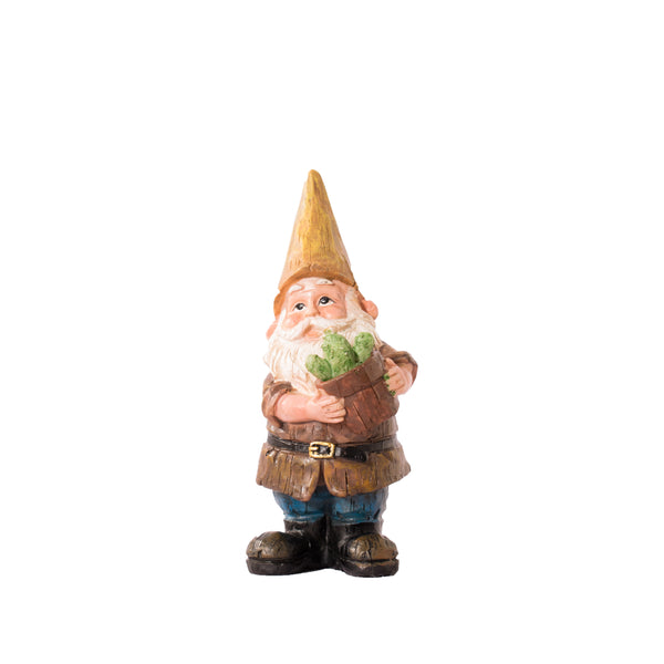 Prickly The Garden Gnome
