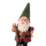 Wolfie The Garden Gnome