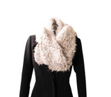 Soft Touch Faux Sheep Scarf