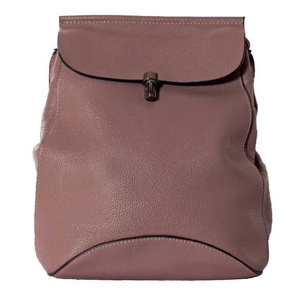 leather backpack, quality, small