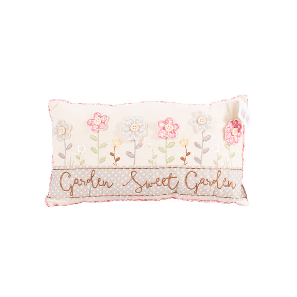 'Garden Sweet Garden' Cushion