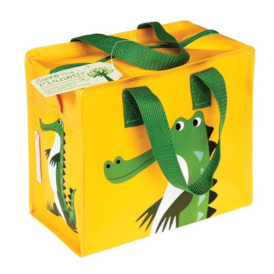 Harry the Crocodile Lunch Bag