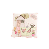 'Life Is Beautiful' Garden Cushion