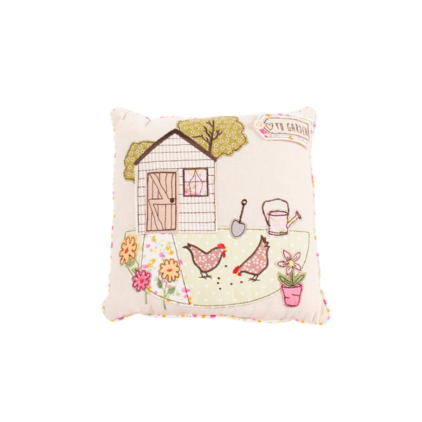 'To Garden' Garden Cushion