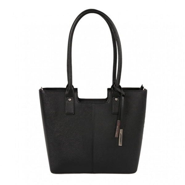 Urban Country Bucket Handbag - Black Matte