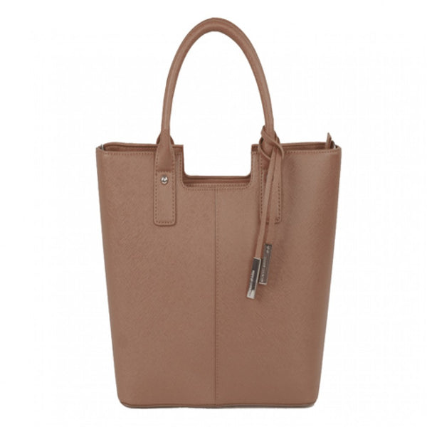 Urban Country Upright Work Bag - Taupe Matte
