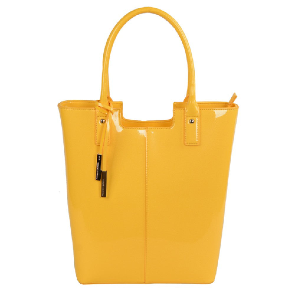 Urban Country Upright Work Bag - Yellow Gloss