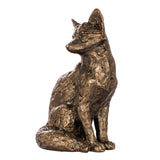 Fox, bronze, ornament