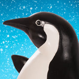 Penguin, winter ornament