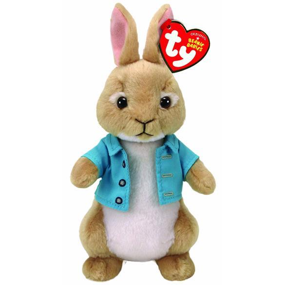 Cotton Tail Soft Toy