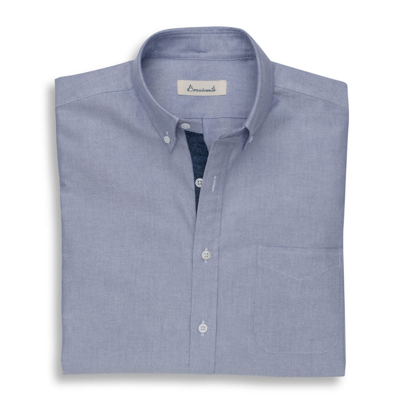 Felt-Trimmed Oxford