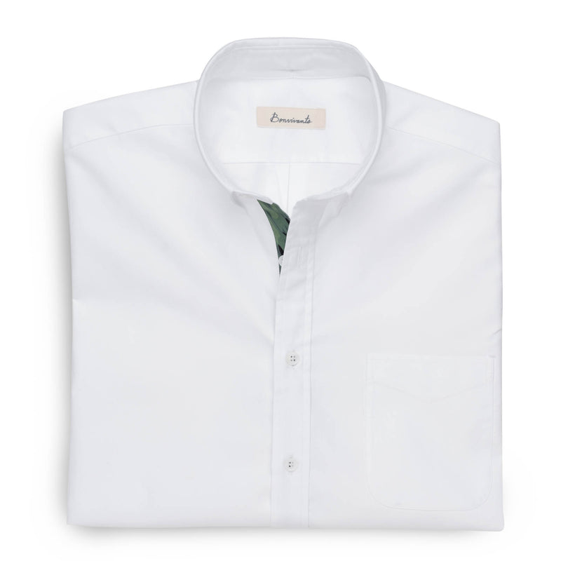 Banana Leaf Trim Oxford