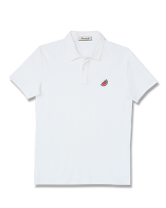 Watermelon Emoji Polo