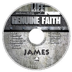 ADULT - Genuine Faith Resource CD James - 9781607761945