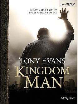 Kingdom Man - Study Book - 9781415870044