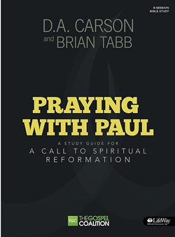 Praying with Paul - Study Book - 9781430032120