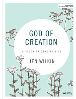God of Creation Study Book - 9781462748877