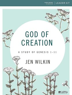 God of Creation Leader Kit - 9781462748884