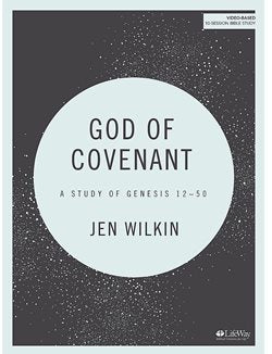 God of Covenant Study Book - 9781462748891