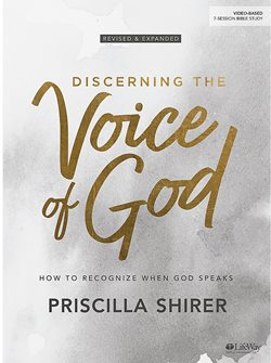 Discerning the Voice of God Study Book - 9781462774043