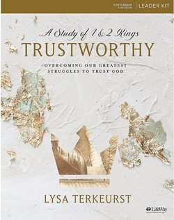 Trustworthy - Leader Kit - 9781535906722