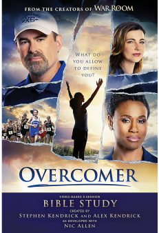 Overcomer - Bible Study Book - 9781535952354