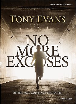 No More Excuses - Study Book - 9781535958721