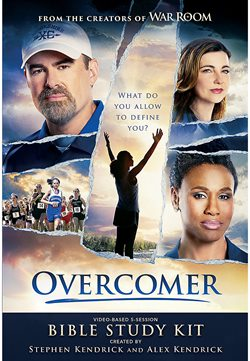 Overcomer - Bible Study Leaders Kit - 9781535970112