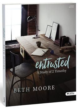 Entrusted - Study Book - 9781430055006