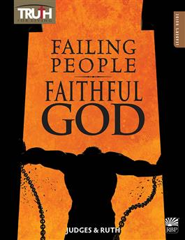 Adult Leader Guide - Failing People, Faithful God - 9781629405926
