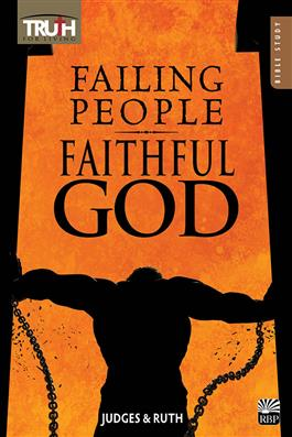 Adult Student Book - Failing People, Faithful God - 9781629405957