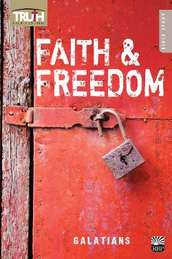 Faith and Freedom Student Book - 0221