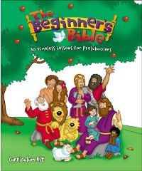The Beginners Bible Curriculum Kit - 9780310098553