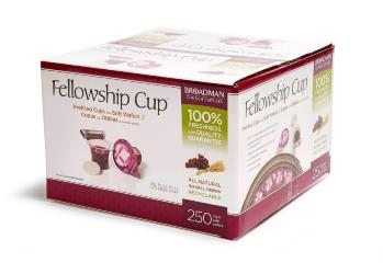 Fellowship Cup - 250 count - 081407011578