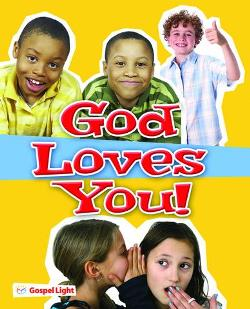 God Loves You! - booklet (pkg of 20) - 0830756272