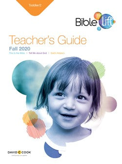 Toddler/2s Teacher's Guide - 1000-1