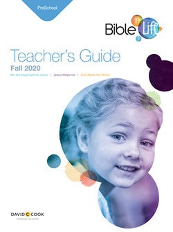 Preschool Teacher's Guide - 1010-1