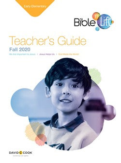 Early Elementary Teacher's Guide - 1020-1