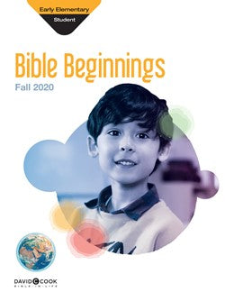 Early Elementary Bible Beginnings (Student Book) - 1022-1