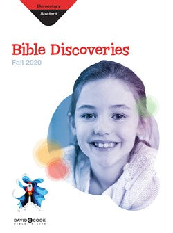 Elementary Bible Discoveries (Student Book) - 1042-1