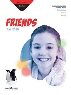 Elementary Friends (Take-Home Paper) - 1044-1