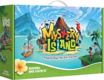 Mystery Island Super Starter - Traditional - 11-8-003