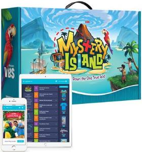 Mystery Island Super Starter Digital - Contemporary - 11-8-191
