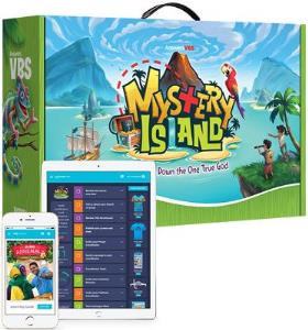 Mystery Island Super Starter Digital - Traditional - 11-8-192
