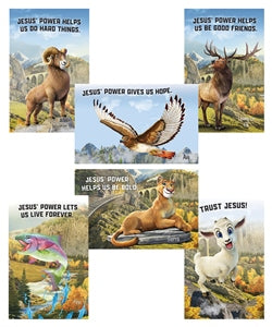 Bible Point Posters (set of 6) - 1210000313324